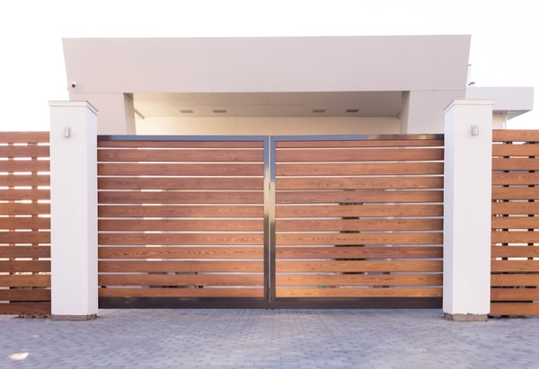 Contemporary Gates And Fences Emil Garage Doors Sales